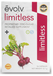 limitless pure beet root product